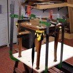 Restoration Chippendal little table
