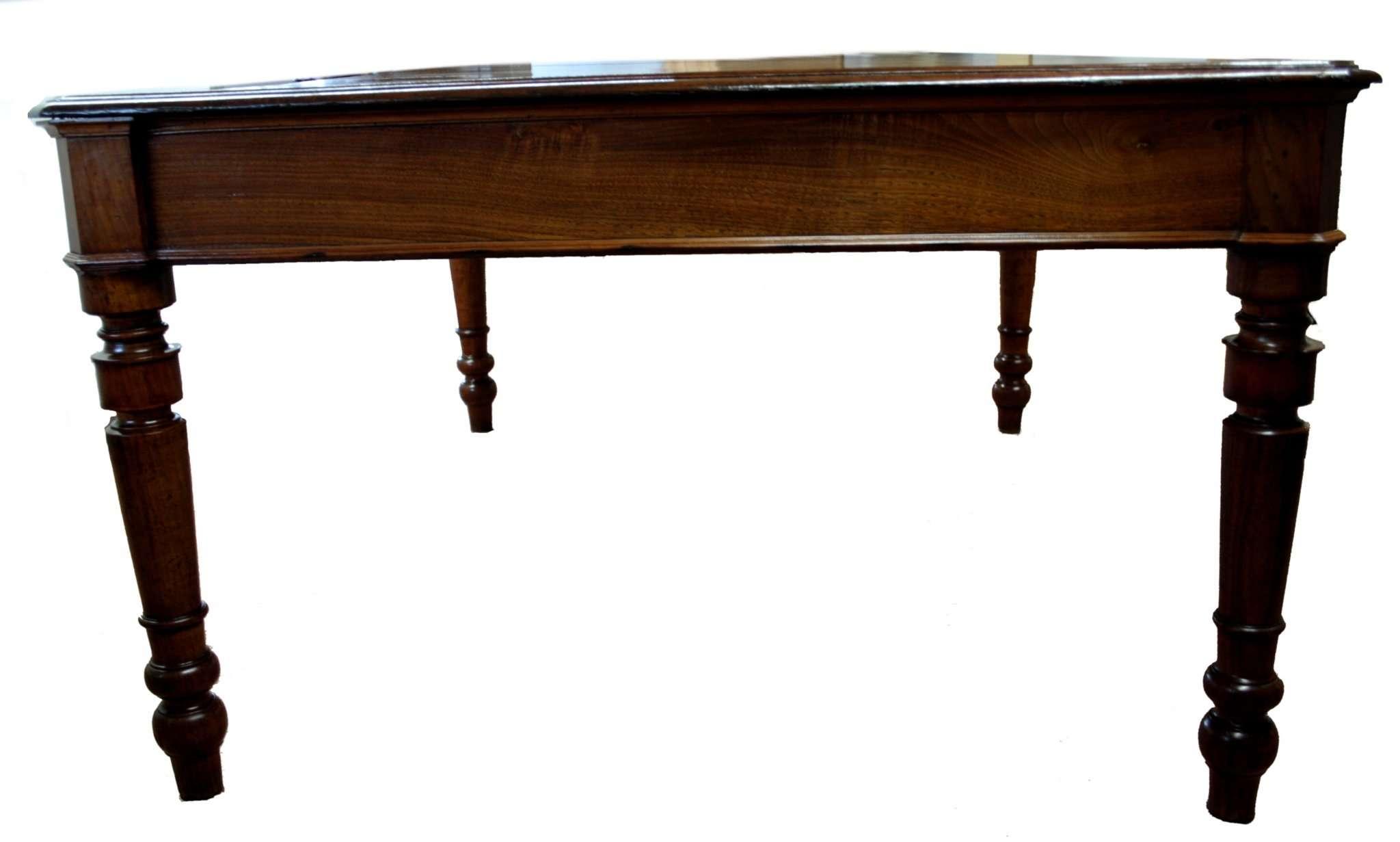 esstisch im jahr 1800 restauriert in kirsch und kastanienholz ausfahrbaren 3 meter. Black Bedroom Furniture Sets. Home Design Ideas